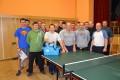 Stolní tenis, turnaj pro neregistrované, 29. 12. 2012
